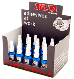 DELTA is pleased to introduce a new range of structural epoxy repair products
