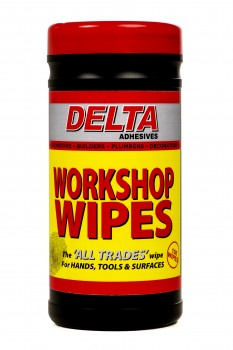 New – Delta All Trades Workshop Wipes